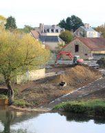L'aménagement du Petit Port en cours