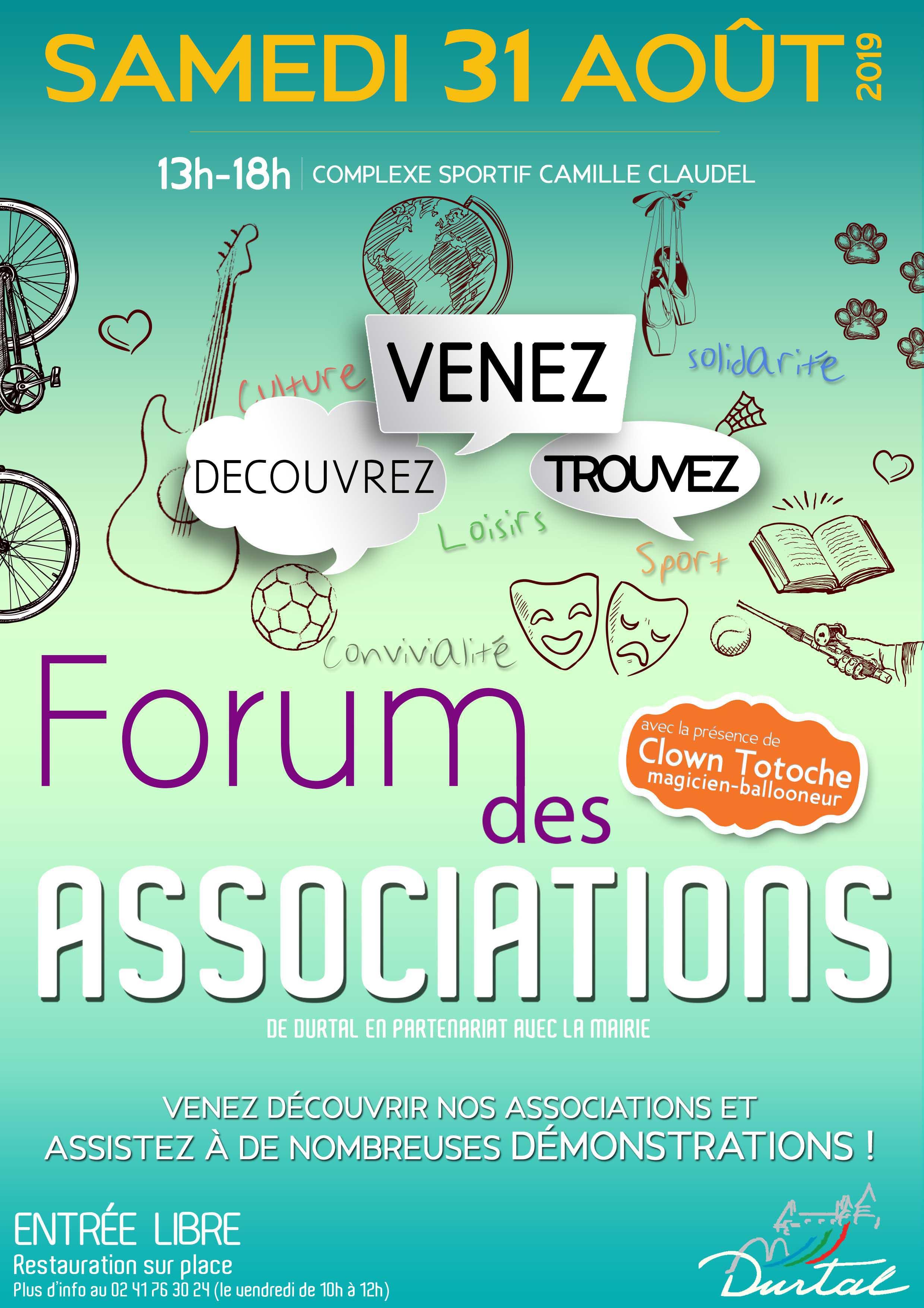 forum asso 2019-affiche