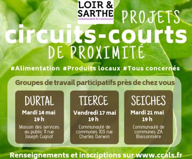 Projet Circuits-courts de la CCALS
