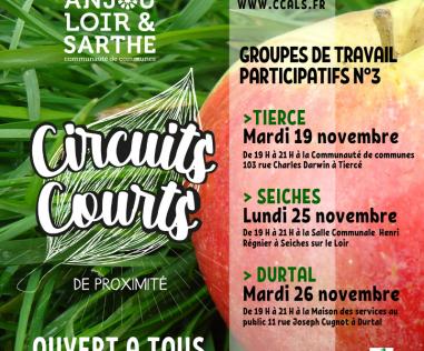 CCALS: Circuits courts 3ème rencontre