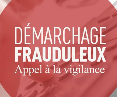 Attention aux faux démarcheurs