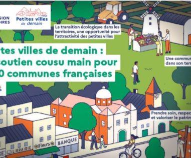 Durtal, Petite Ville de Demain